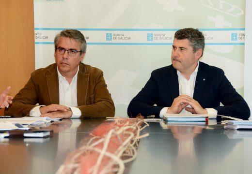 A provincia da Coruña ten en marcha 47 procesos de reestruturación parcelaria que afectan a máis de 50.000 hectáreas de terreo