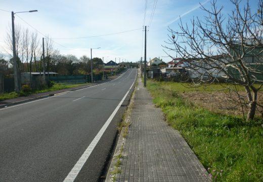 A instalación dunha rede de saneamento no lugar de Bretal en Olveira suporá un investimento superior aos 111.000 euros