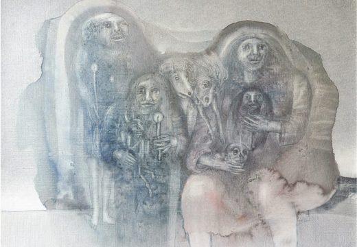"""A sala de exposicións de Brión reabre as súas portas coa mostra """"Añoranza de Aguiño"""", unha selección de 37 obras de Manuel Ayaso"""