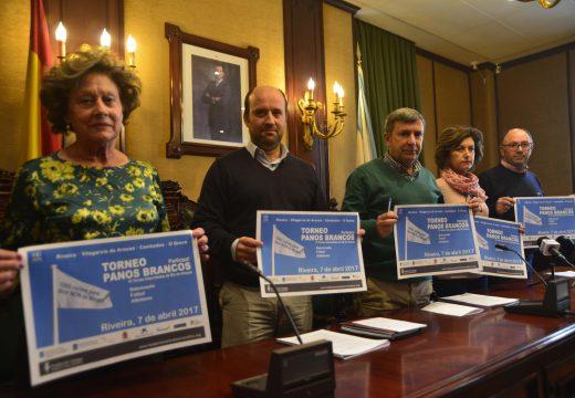 Uns 200 rapaces de Riveira, Vilagarcía, Cambados e O Grove participarán na Fieiteira no Torneo pPnos Brancos contra a Droga