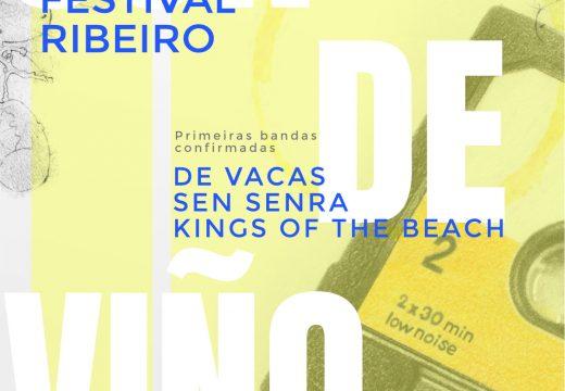 O Festival da Denominación de Orixe Ribeiro – Son de Viño – anuncia os primeiros nomes da súa cuarta edición