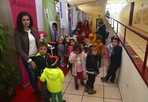 Novas e atractivas actividades na segunda xornada da Feira da Educación de Riveira