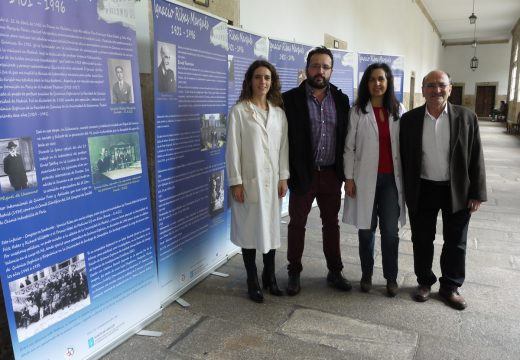 O legado do catedrático Ribas Marqués, nos institutos de Compostela