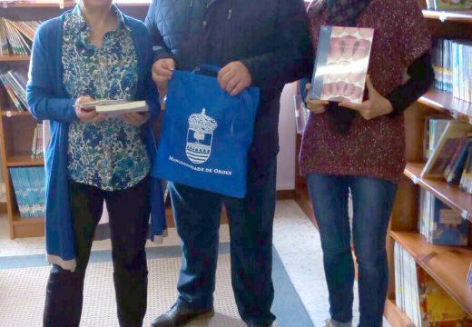O CPI Ponte Carreira recibe o premio do concurso Rosalía verso a verso da Mancomunidade de Ordes