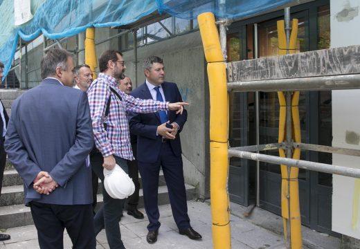 A Xunta inviste 792.000 euros en obras de mellora enerxética en tres edificios de vivendas protexidas no concello de Santiago