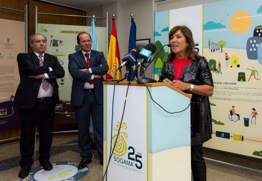 Galicia multiplicará por catro a capacidade de tratamento de lixo doméstico coa ampliación de Sogama