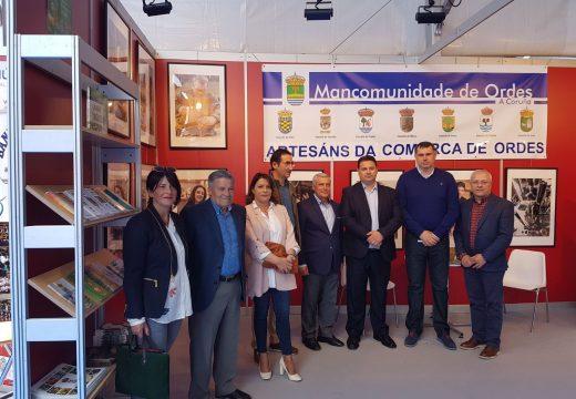 Xornada en ExpoOrdes dedicada á Mancomunidade