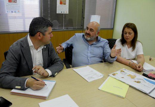 A Xunta executará este ano obras por valor de 3,6 millóns de euros en Ares para o novo centro de saúde e unha senda peonil