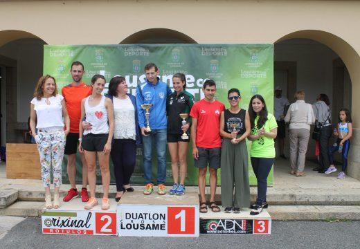 Abel Barros González e Tina Fernández Barreiro gañan a III Carreira Popular Pilar Barreiro Senra, na que participaron 408 atletas
