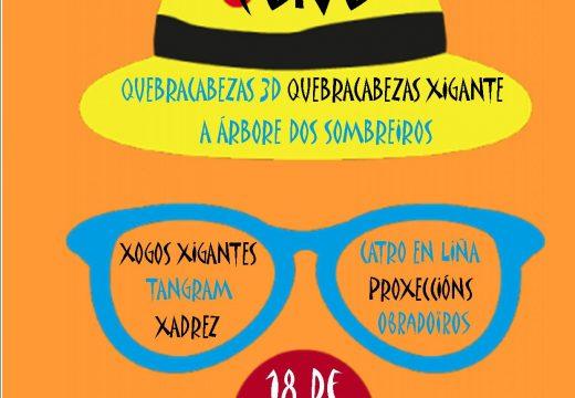 """Xogos, quebracabezas e obradoiros para conmemorar o """"Día dos Museos"""" no Museo do Humor de Fene"""