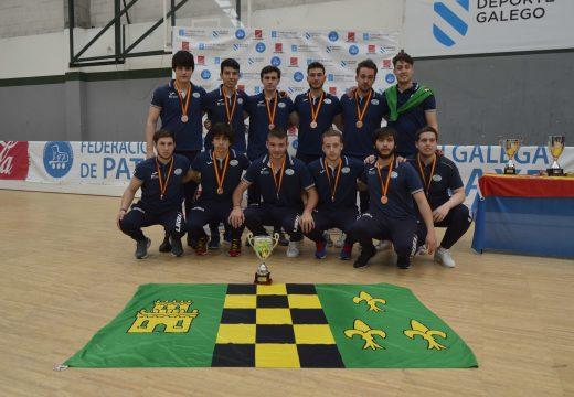 Bronce para o A.C. Órdenes no XXXI Campionato de España júnior de Hóckey