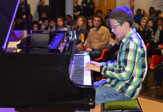 Clausura das Escolas Culturais Musicais do concello de Fene