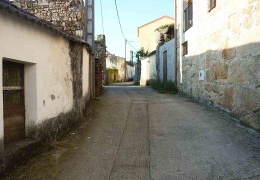 Adxudicación provisional da pavimentación de seis camiños en Deán Grande en Riveira