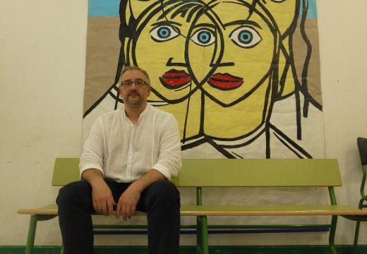 O Colexio CPI Fonte Díaz de Touro organiza a exposición 'Luz e compromiso' sobre a vida e obra de Isaac Díaz Pardo e convida a visitala