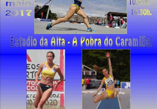 II Trofeo Atletismo Barbanza  – Día das Letras Galegas Estadio da Alta – A Pobra do Caramiñal 14 maio 2017