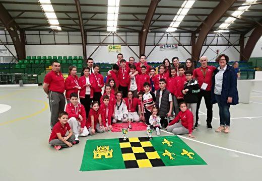 O Boudsport proclámase subcampión no Campionato Provincial de Combate en Idade Escolar de Taekwondo