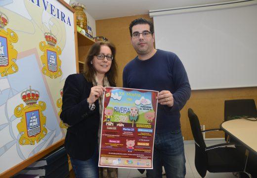Cinco grupos riveirenses e tres foráneos integran a vixésima edición da Mostra de Teatro Infantil de Riveira