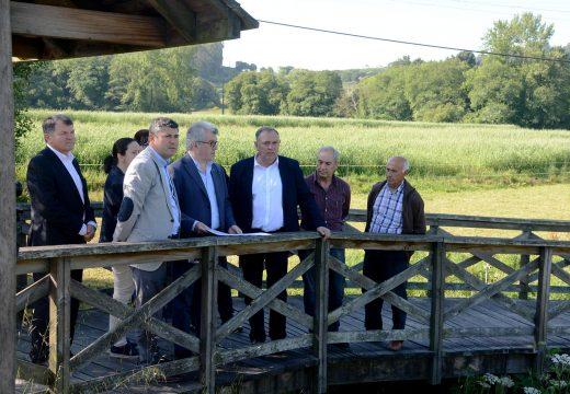 A Xunta saca a licitación dous quilómetros de senda que unirán A Laracha e o Cancelo, cun investimento dun millón de euros