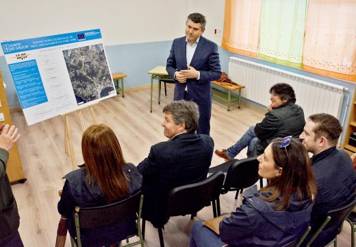 A Xunta saca a licitación a senda peonil que unirá os concellos de Ares e Mugardos, cun investimento 1,5 millóns de euros