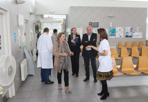 O Sergas asumirá a titularidade do centro de saúde de Brión o próximo 1 de xullo