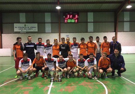 O Xuventude proclámase campión da XI Liga Local de Fútbol Sala do Concello de Frades