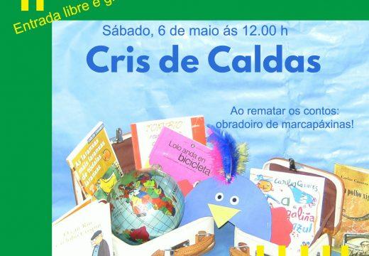 Contacontos sobre Carlos Casares, mañá ao mediodía na Biblioteca de Riveira