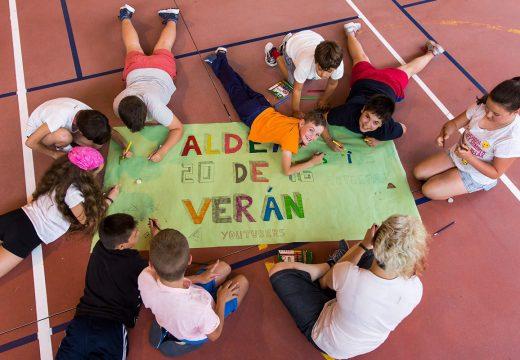 San Sadurniño abrirá o 1 de xuño o prazo de inscrición no programa de conciliación Aldea de Verán