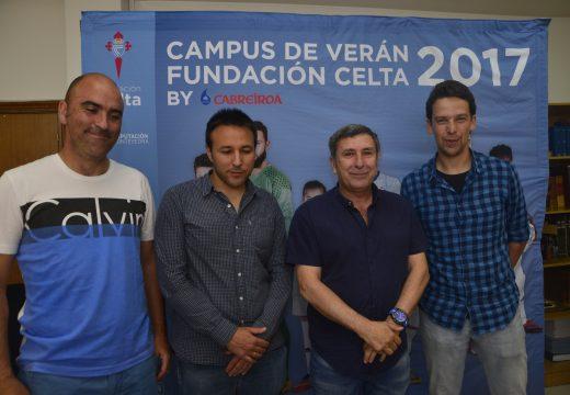 A Fundación Celta organizará un Campus de Verán do 31 de xullo ao 4 de agosto na Fieiteira para rapaces de 4 a 16 anos