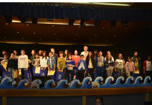 Un total de 372 traballos de sete centros educativos presentados á XXV Edición do Certame Literario das Letras Galegas