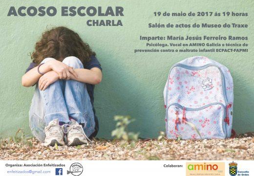 O Museo do Traxe acolle unha charla contra o acoso escolar