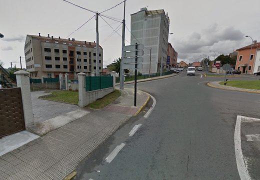 Cambre ordena a demolición  dun edificio de tres plantas en Sigrás