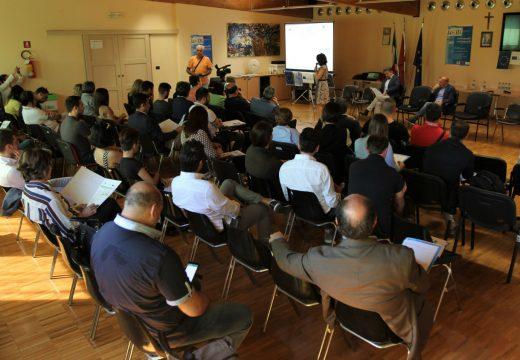 San Sadurniño participa en Italia no evento de peche do proxecto ECMYNN