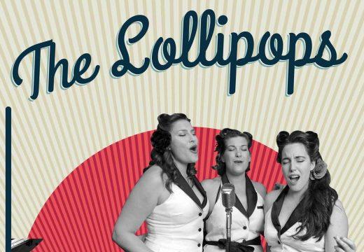 As Lollipops rememoran este venres en Fene a época dourada do swing
