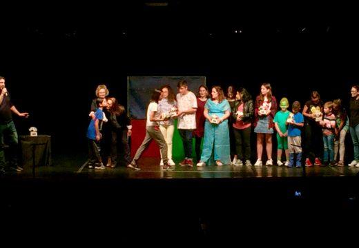 Clausura da Mostra de Teatro Infantil