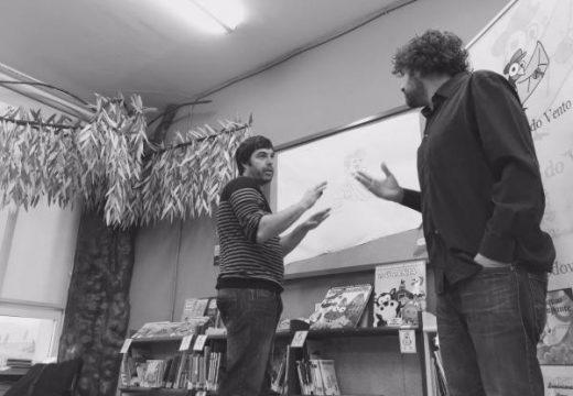 A Biblioteca Municipal de Fene festexa as Letras Galegas cun obradoiro sobre Carlos Casares