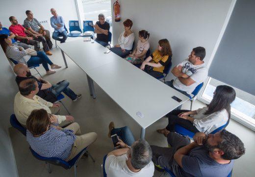 O Centro Municipal de Empresas de San Sadurniño comezará a funcionar oficialmente o primeiro de xuño
