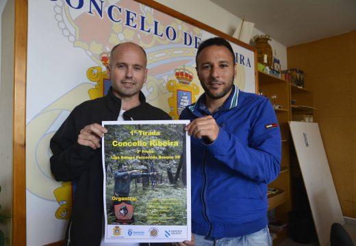 90 arqueiros participarán en san roque na primeira tirada concello de Riveira