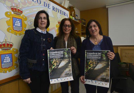 Riveira, escenario dunha iniciativa piloto da Universidade de Santiago para impartir formación a maiores de 50 anos