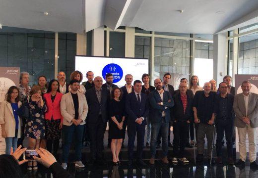 Santiago de Compostela, sede do primeiro encontro internacional de coprodución de ficción televisiva