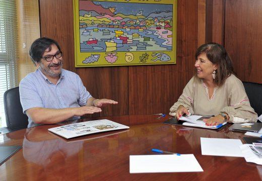Os puntos de vertido incontralado localizados no concello de Miño estará rematados a vindeira semana