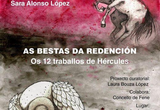 Exposición As Bestas da Redención. Os doce traballos de Hércules na Casa do Concello