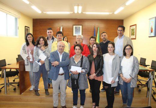 """O Concello de Oroso entrega os premios da oitava edición do concurso """"De tapa en tapa"""""""