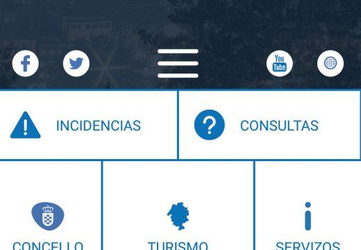 A nova APP do Concello rexistra máis de 1000 descargas