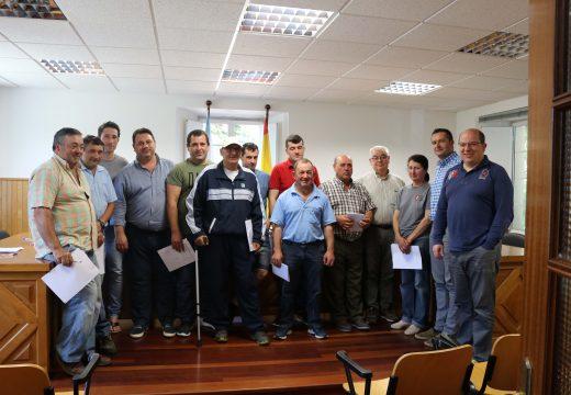 O Concello de Frades achega 6.000 euros a doce asociacións de veciños e comisións de festas do municipio