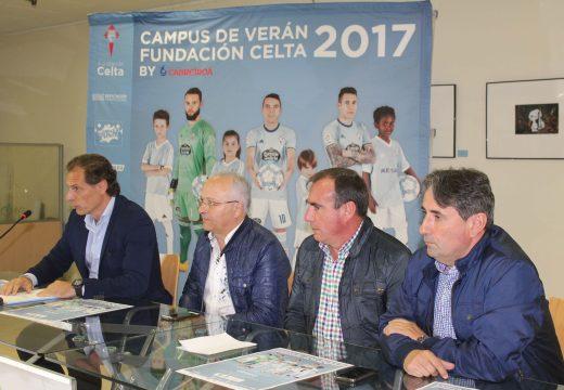 Aberta a inscrición no VI Campus de Fútbol da Fundación Celta en Oroso, dirixido a nenos e nenas de entre 4 e 16 anos de toda a provincia