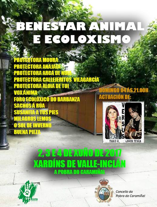 Actividades que se farán esta fin de semana nos Xardíns de Valle-Inclán