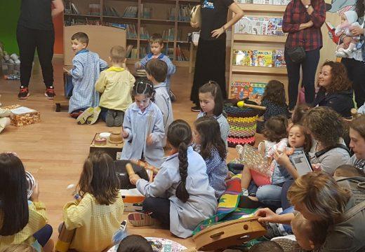 Festival de Preescolar na Casa no CEIP O Mesón do Vento