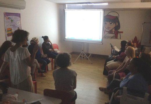 Curso sobre o coidado infantil para mulleres estranxeiras