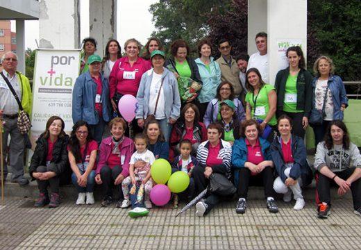 Fene acollerá este domingo a 9ª andaina conmemorativa do programa de educación física contra a fatiga oncolóxica