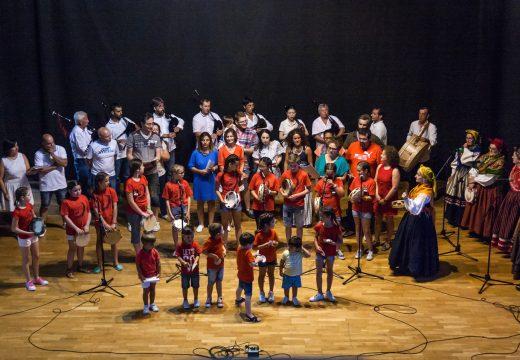 As escolas municipais de Cultura de San Sadurniño despídense ata outubro